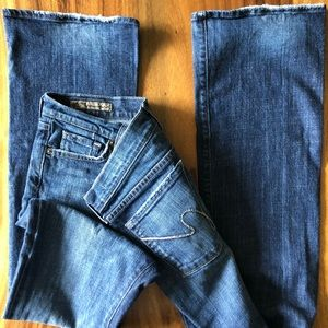 Citizens of Humanity Kelly#001 stretch boot cut 29